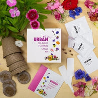 URBAN Greens Culinary Flowers Grow Kit - Hello Balloons