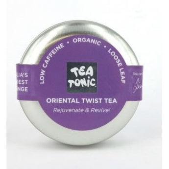 Tea Tonic Oriental Twist Travel Tin - Hello Balloons