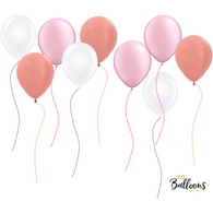 zz_Custom Order - Loose Balloons for Carson - Hello Balloons
