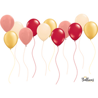 zz_Custom Order - Loose balloons for Lily - Hello Balloons