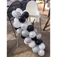 Highchair Garland - NOT INFLATED - Hello Balloons