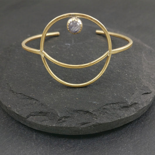 NEW Lunar Cuff - Moonstone