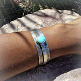 Rays of Light Cuff