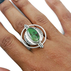 Intuition Ring - OOAK - size 7.25