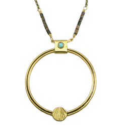 Orbital Necklace