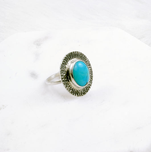 Sunburst Ring A
