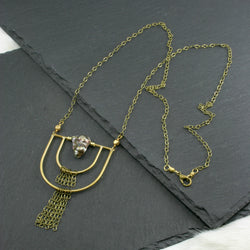 Transformation Necklace - Grey