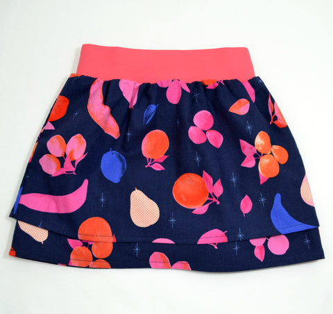 Fruit skirt- Size XS (3/4) or L (9/10)