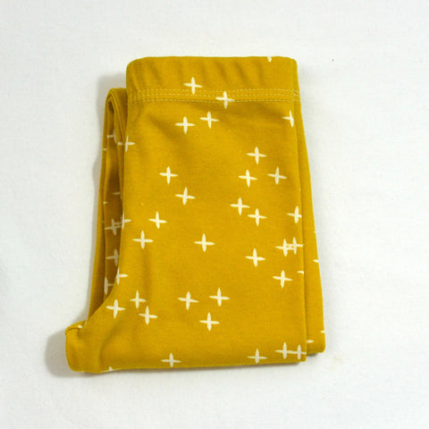 Organic star leggings