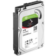 "Seagate IronWolf NAS HDD 3.5"" Internal SATA 4TB NAS HDD, 5900 RPM, RV Sensors, 3 Year Warranty (IHM)"