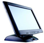 "3M M1700SS LCD Touchscreen Serial / 17""/ 4:3/ 1280 x 1024/ 800:1/ Capacitive Single Touch Panel/ VGA"