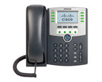 Cisco SPA509G 12-Line IP Phone with 2-Port Switch, PoE and LCD Display