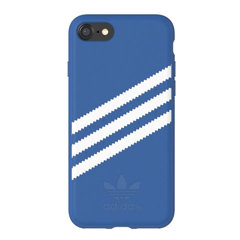 Adidas Originals Moulded Case suits iPhone 6/6S/7/7S/8 - Blue/White