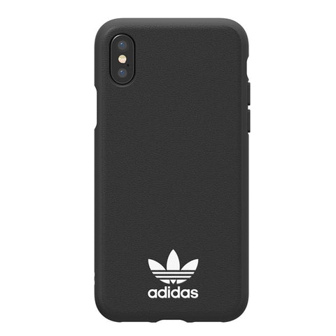 Adidas Originals Basic Logo Case suits iPhone X - Black/White
