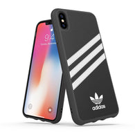 "Adidas Originals Classic Moulded Case suits iPhone Xs Max (6.5"") - Black/White"