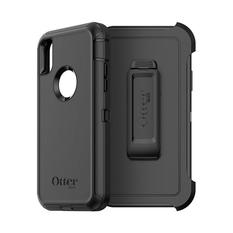 OtterBox Defender Case suits iPhone X - Black