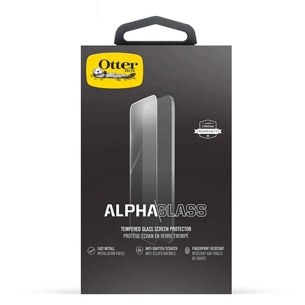 "OtterBox Clearly Protected Alpha Glass suits iPhone X/Xs (5.8"")"