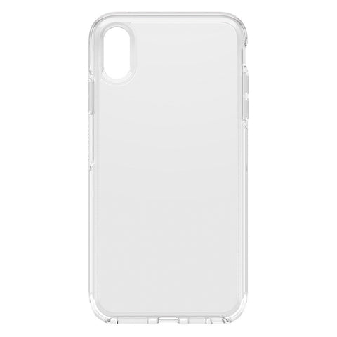 "OtterBox Symmetry Clear Case suits iPhone Xs Max (6.5"") - Clear"