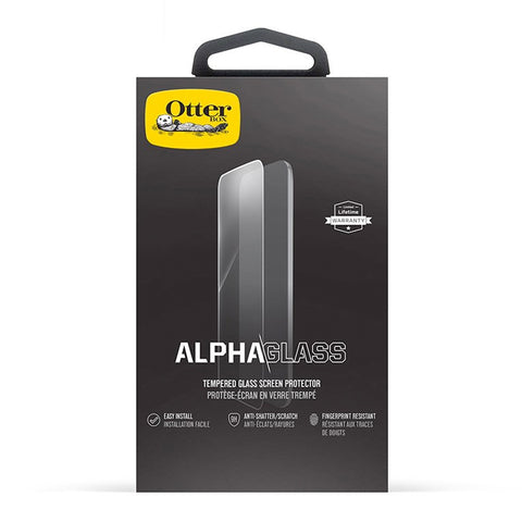 "OtterBox Clearly Protected Alpha Glass suits iPhone Xs Max (6.5"")"