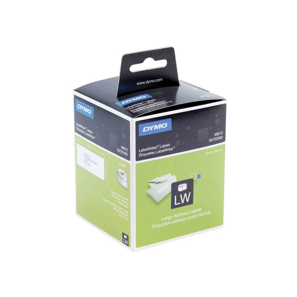 DYMO LabelWriter Address Labels 89 x 36mm 99012