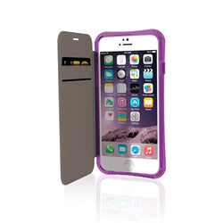 EFM Miami Wallet Case suits iPhone 6/6S - Violet