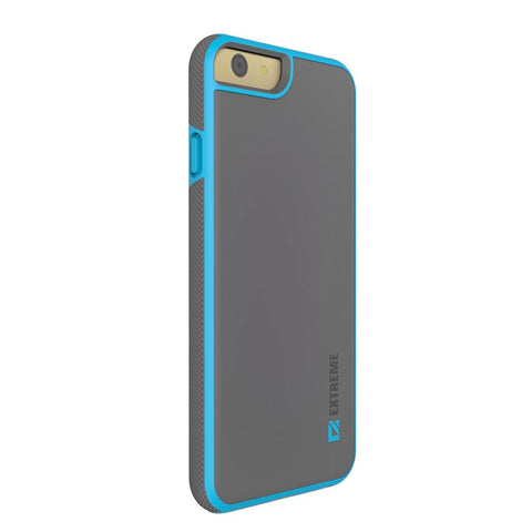 Extreme Scout Case suits iPhone 6/6S - Charcoal/Blue