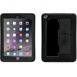 Griffin Survivor Slim Tablet - iPad Air 2 Black