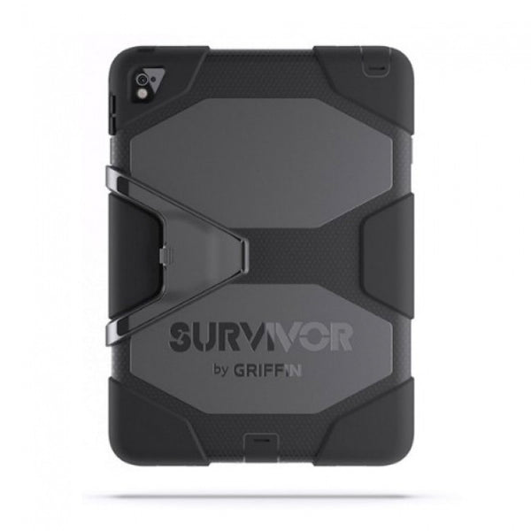 Griffin Survivor All Terrain Tablet - iPad Air 2 / Pro 9.7 Black
