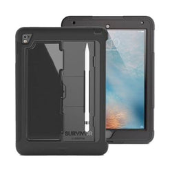 Griffin Survivor Slim Tablet - iPad Pro 9.7 - Black