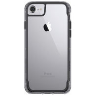 Griffin Survivor Clear - iPhone 7 Plus/6SP - Black/Smoke