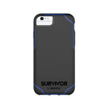 Griffin Survivor Journey for iPhone 7 / 6S - Black/Blue