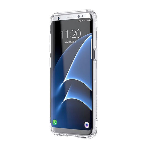 Griffin Survivor Clear for Samsung GS8 - Clear