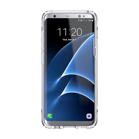 Griffin Survivor Clear for Samsung GS8+ - Clear