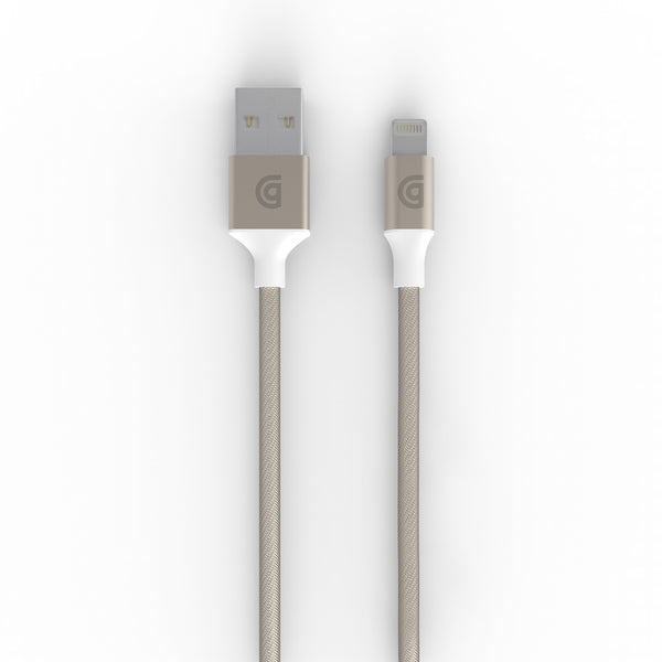 Griffin USB to Lightning Cable Premium 5ft Gold