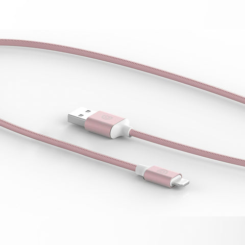Griffin USB to Lightning Cable Premium 1.5M / 5ft Rose Gold