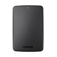 "Toshiba HDD 2.5"" External USB3 3TB Canvio Basic A2 (Black), 3 Year Warranty"