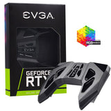 EVGA GeForce RTX NVLink SLI Bridge, 4-Slot Spacing, RGB LED