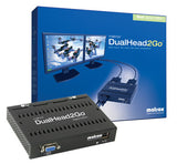 Matrox DualHead2Go Digital Edition External Multi-Display Adapter