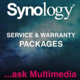 Synology Computergate Extn  to Synology SRS WTY to 3 years NBD On-site Support for RS818+