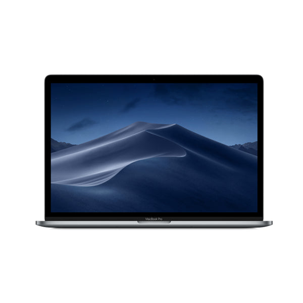 Apple MACBOOK PRO 15-INCH W/ TOUCH BAR - Space Grey / 2.2GHZ 6-CORE I7 / 16GB MEMORY / 256GB SSD / 4GB RADEON PRO 555X