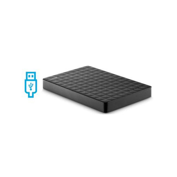 "Seagate Portable HDD 2.5"" USB3 2TB External / USB Powered"