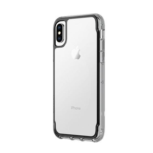Griffin Survivor Clear iPhone X - Smoke/Clear