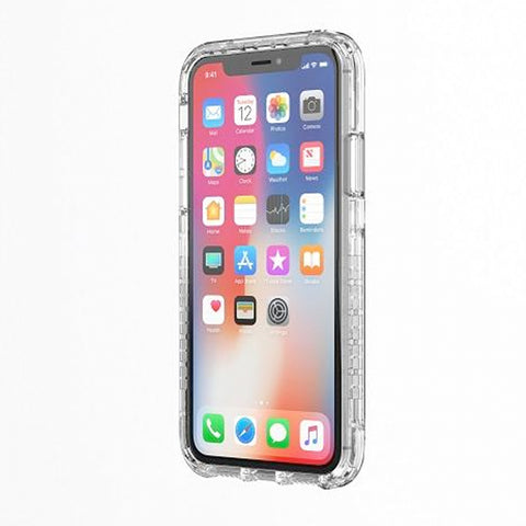 Griffin Survivor Strong iPhone X - Clear