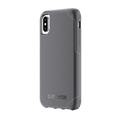 Griffin Survivor Strong iPhone X - Black/Grey