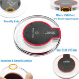 Universal Wireless Mobile Charger