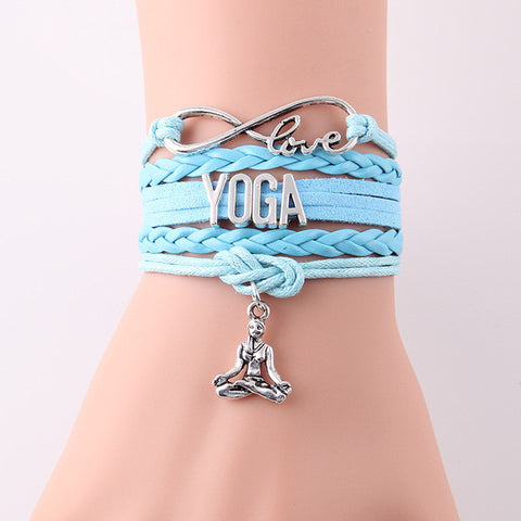 Yoga Infinity Bracelet - Shop4Mojo Products