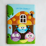 Baby Animal Passport Holder / Protector / Tavel Wallet