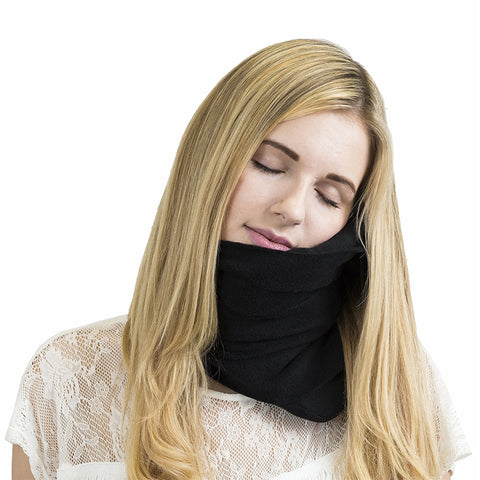 Inflatable Neck Rest & Support Warm Pillow for Travel