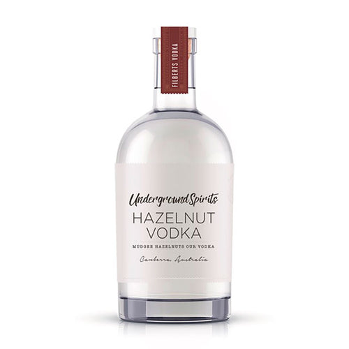 Hazelnut Vodka