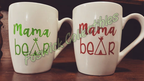 Mama Bear ~ Coffee Mug